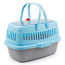 Environmental Resin Air Dog and Cat Carrier Bag Travel Pet Carrier Basket