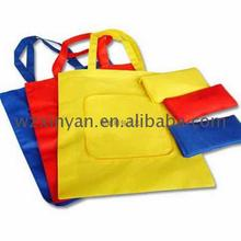 Best sale foldable non woven bag for shopping fold nonwoven fashion folding
