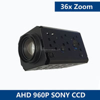 1.3MP AHD Sony IM322 36 Optical Zoom Camera Module Auto Focus Digital CCTV Security High Speed Dome Block Camera Zoom Module