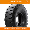 REACH STACKER 18.00-25 Port Tires