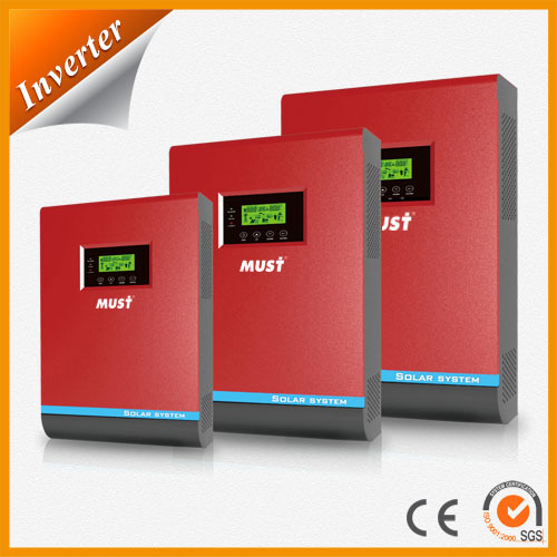 PV1800 3KVA 5KVA dc ac Hybrid power solar inverter with batteries