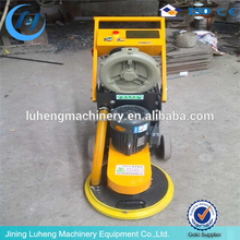 small road equipment concrete grinder polishing machine