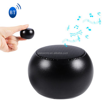 2017 BM3D Mini TWS Connection Wireless BT Speaker support Music/Hands Free Calls/Remote Shutter, w/retail package