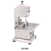 Meat Processing Machinery Type JG210 meat bone saw price