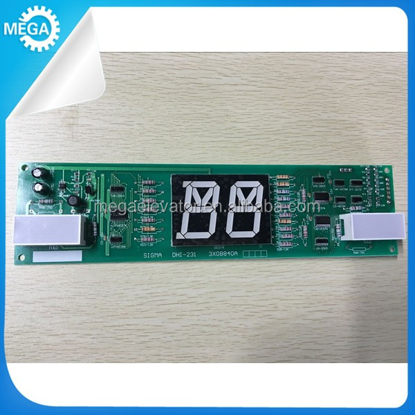 LG-Sigma elevator PCB board,display panel ,DHI-231