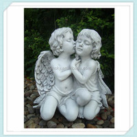 Angel Statue For Garden Outdoor Resin
