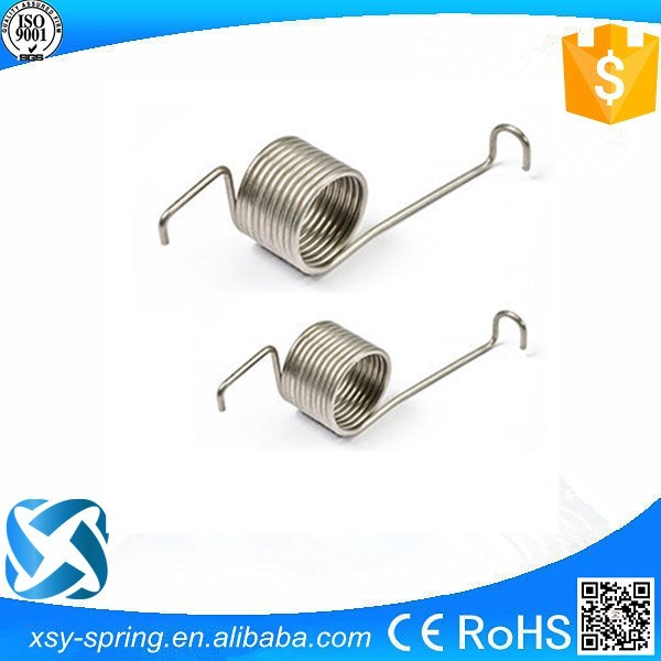 High quality chrome plated hook torsion springs for furniture