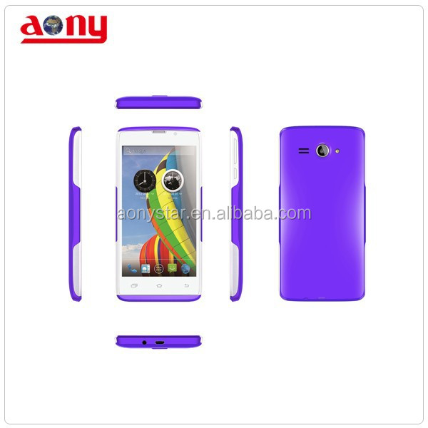 low price high quality 5'' android 4.0.2 dual sim wifi bluetooth 3g touch screen cell phone with dual core