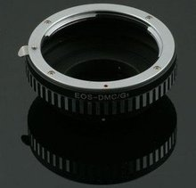 EF-M4/3 high standard precision aluminium camera lens adapter ring for Canon EF lens to fit on Micro 4/3 camera body