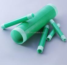 A grade heat resistant epoxy flexible fiber glass GRP insulation tube