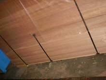 Red Bayur laminated Scantlings
