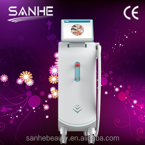 Permanent hair removal 808 diode laser hair removal machine/electric hair remover for men