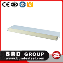 Thermal insulation cheap price roof wall 30mm 50mm pu sandwich panel