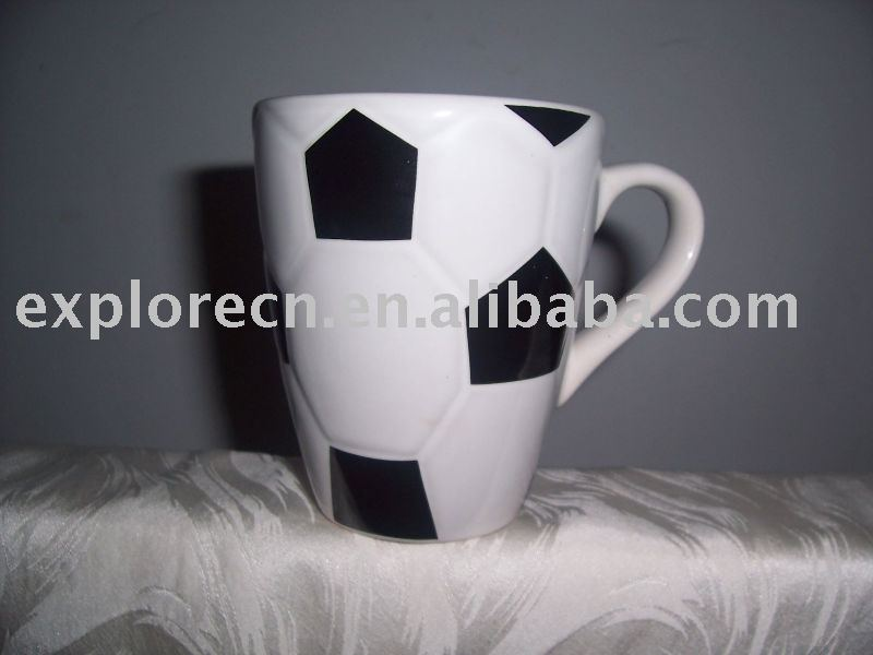 porcelain mug,football bottle,world cup gift