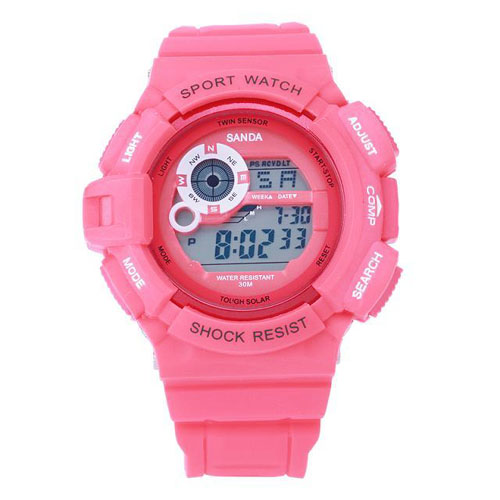 new cheap digital wristwatch sports watches 30m