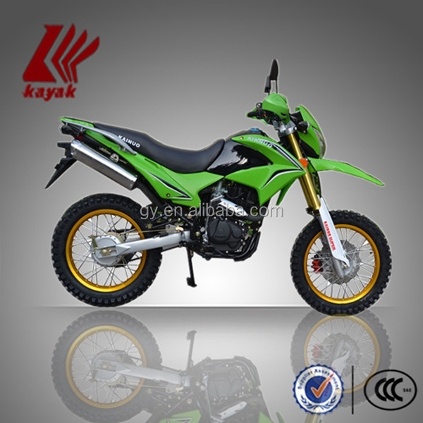 2016 Cheap 200cc Diesel Motorcycle For Sales/KN200-4A