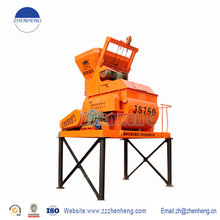 750L Manual Cement Concrete Mixer Machine js750 Concrete Mixer Machine Price