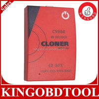 DHL Free CN900 4D Decoder Directly Copy 4D Transponder Chips 4D Cloner Box Auto Key Programmer 4D Decoder Box