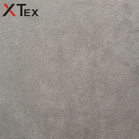 stream pattern hometextile fabric bonded brushed, designer upholstery fabrics online PU base fabric material for sofa set