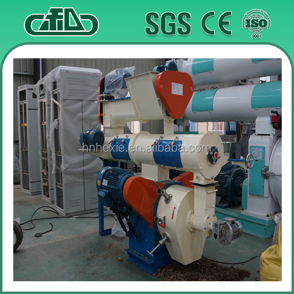 Automatic cattle feed manufacting plant