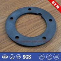 Environmental OEM waterproof rubber santoprene gasket