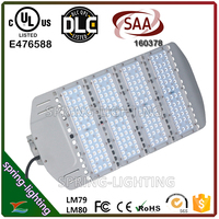 UL DLC listed 100w 200w 300w LED Street Light replacements for existing metal halide and high pressure sodium road lighting