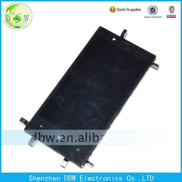100% original new for nokia lumia 720 lcd display