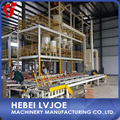 decoration gypsum wall making machines from Lvjoe machinery