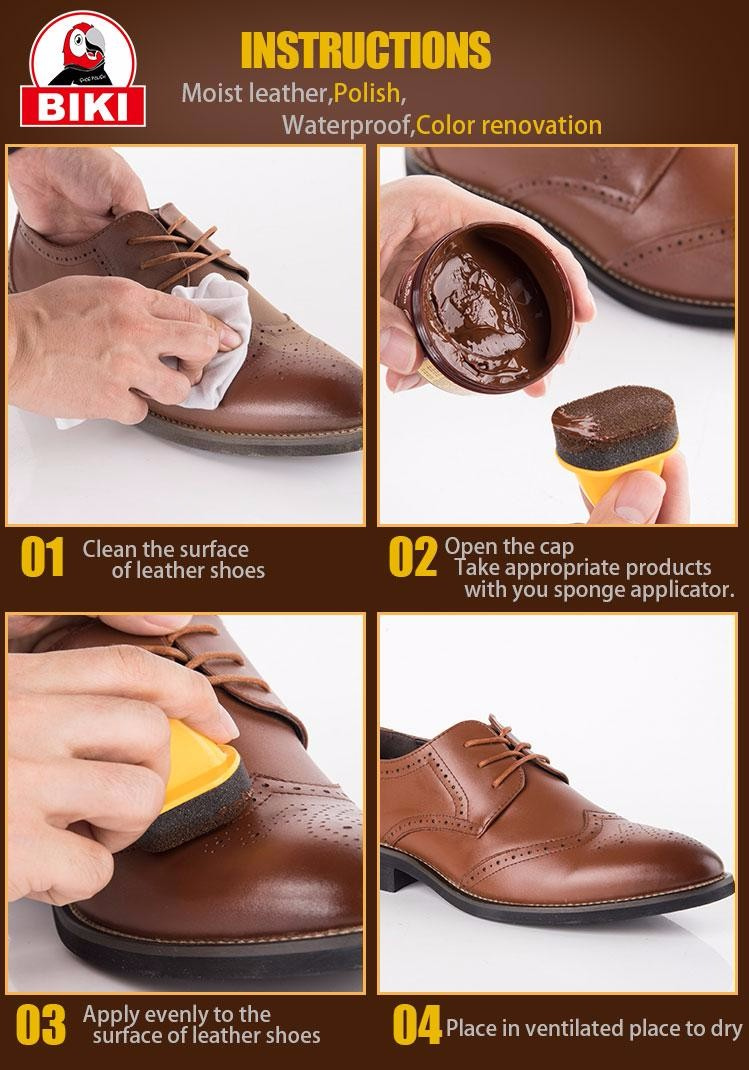 Shoe Polish BK3380