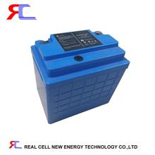 Portable 12v 100ah 200ah 500ah lithium iron phosphate battery pack with discharging up to