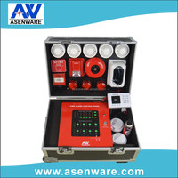 2166 Extendable Zone Conventional Fire Alarm Control Panel