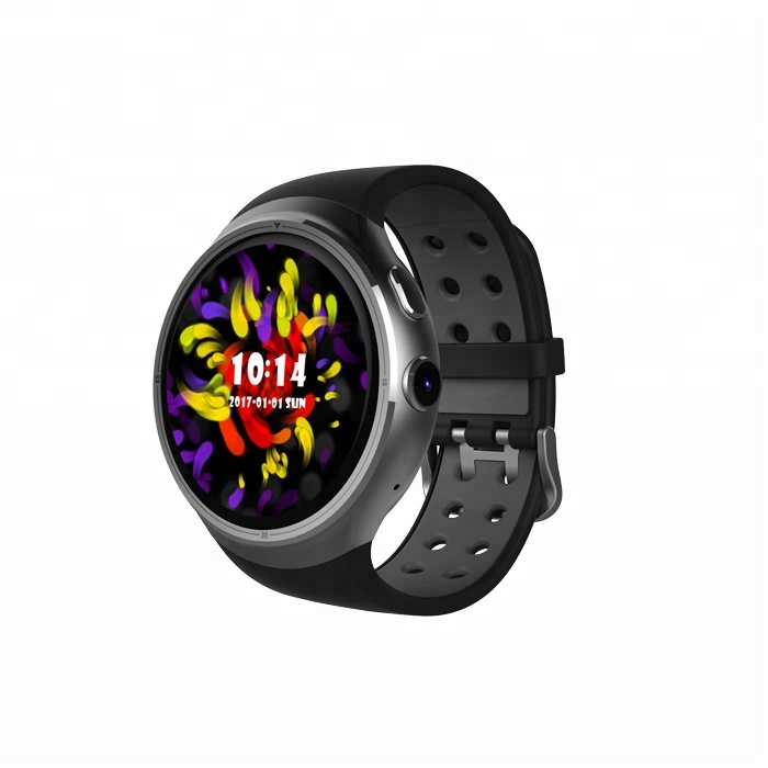 OEM Android Smartwatch Mobile Watch Cell Phone 3G 4G GPS 2018