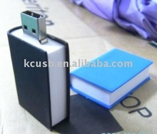 Book Shaped USB Flash Drive as Cartoon Promotional Gift