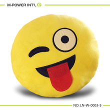 New Products Emoji Pillow Hot Sale / Hand Warmer plush toy