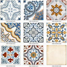 200x200mm decorative building materials, handmade moroccan cement tile