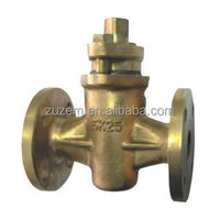 JIS F 7381 bronze 5K flange cocks