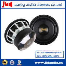 JLDAudio big motor speaker 800w rms power competition car audio subwoofer