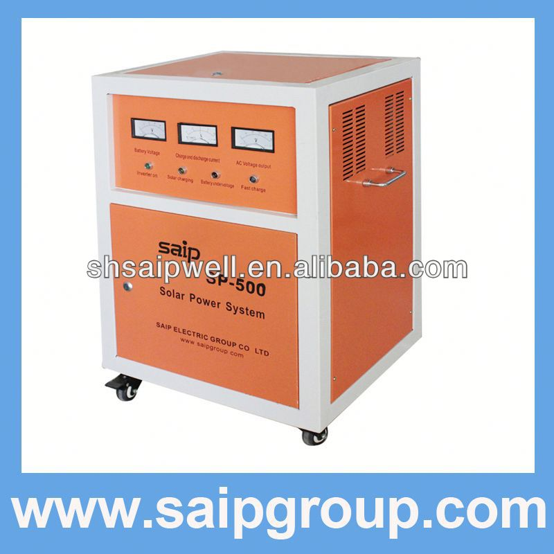 hot scale 6kw solar energy system SP-150H