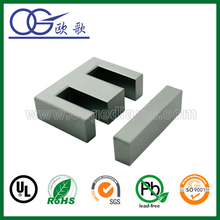 Hot sale EI40 high-frequency ferrite cores ,supply matched bobbin for core