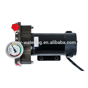 Mist cooling system Working pressure 50bar High powered Fog machine1.2L/MIN piston pump