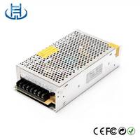 Led lighting 24vdc meanwell power supply switching model adapter 120w single output
