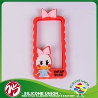 Custom made in china good quality silicon phone case