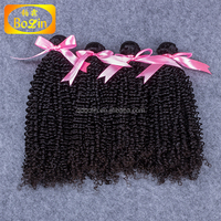 11.11 Sales Promotions High quality 8inch-30inch mongolian kinky curly hair natural black color