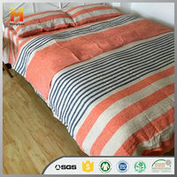 Top Quality Various Shape Colors Custom Printed Duvet Cover With Zipper