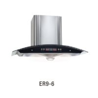 Fvgor ER9-6 home appliance chinese kitchen exhaust range cooker hood range hood kitchen hood chimney in high quality