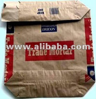 WPP bags for cement