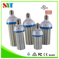 UL 100W warehouse samsung /epistar chip led corn bulb 3 years warranty