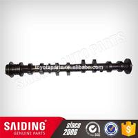 13501-21030 Car Part Supplier Engine Parts Truck Camshaft for Toyota COROLLA NZE121