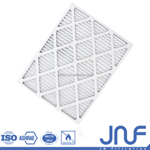 Pleated air filter for air condition & HVAC