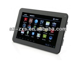 ZXS-A13-747 Hot arrival 7 Inch Bluetooth and Android 4.1 Cheap Phone Calling Tablet PC Hot Made in China,Direct Factory Price